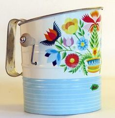 bonco flour sifter - Google Search
