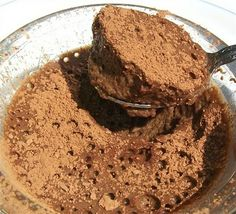 Recipe Dairy Free Chocolate Mousse by Quirky Cooking, learn to make this recipe easily in your kitchen machine and discover other Thermomix recipes in Desserts & sweets. Paleo Treats, Healthy Desserts, Raw Food Recipes, Sweet Recipes, Dessert Recipes, Yummy Recipes, Thermomix Pan, Thermomix Desserts, Choc Mousse