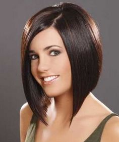 See how impressive look on the photo Trendy haircuts medium length