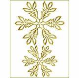 Snowflake Gold 8