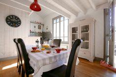 La Maison Balneaire Decor, Furniture, Home, Places, Table