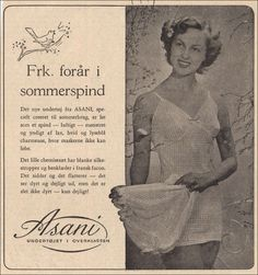 retroreklamer-4 Vintage Lingerie, Nye, Vintage Advertisements, 1990s, Advertising, Sexy, History, Locker, Vintage Ads