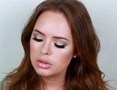 Tanya Burr... literally the most beautiful eye makeup