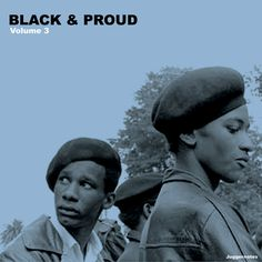 BLACK AND PROUD Vol.3