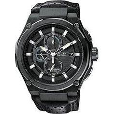 5d541eb3149 Relógio Masculino Citizen Cronógrafo Esportivo TZ30213P Relógios  Masculinos