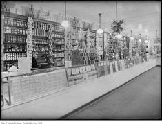 Arnold Brothers, grocery section, 773 Yonge St. Toronto Ontario Canada, Toronto City, Amazing Photos, Cool Photos, Greater Toronto Area, Retail Stores, April 22, Time Photo, Store Fronts