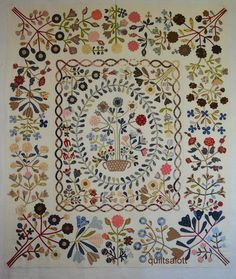 Applique and other things - Quiltsalott