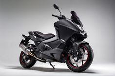 Honda Integra 700 Sport Edition, a scooter que é motão