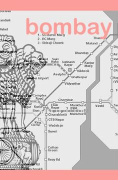 city posters by elif tanverdi : bombay Largest Countries, The Republic, Mumbai, Posters, India, City, Goa India, Bombay Cat, Poster