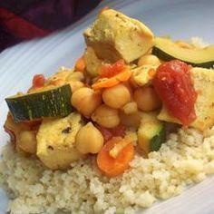 Moroccan Chicken Allrecipes.com