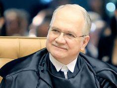 AMO VOCÊ EM CRISTO: Ministro Fachin, do STF, autoriza inquérito sobre ...