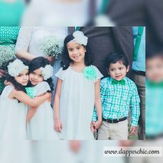 Did you know we can custom make bow ties for your specific event?! Check out this dapper guy with his girls!   #bowtie #handmade #wedding #weddingbells #ringbearer #couture #dapperandchic #dapperkids #igcuties #penelopelaneboutique #kidsfashion #fashion #weddings #weddingcouture #mensfashion #mensbowtie #etsy #etsyonline #etsykids