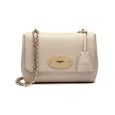 Mulberry Style Signatures - Lily in Buttercream Small Classic Grain