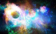 Galaxy 2048X1152 HD Wallpaper