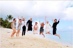 Looking to get married in Rarotonga? Te Vakaroa Villas has a number of wedding packages to choose from. Get married on Muri Lagoon! Got Married, Getting Married, Cook Islands, Villas, Weddings, Beach, Happy, Mansions, Mariage