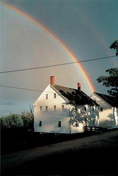 Wolfgang Tillman, Shaker rainbow
