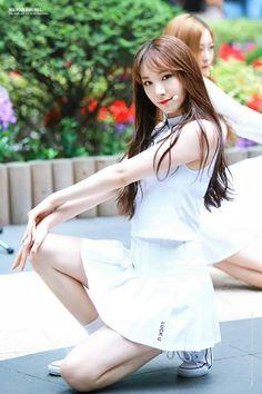 PLEDIS GIRLZ - Kim MinKyung #김민경 #민경 160729 #플레디스걸즈 Kpop Girl Groups, Kpop Girls, Pristin Kpop, Kim Min Kyung, Pledis Girlz, Japan Girl, Girl Inspiration, Girls World, Korean Girl