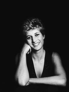HRH Diana - Princess Of Wales © Gemma Levine