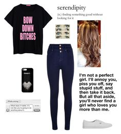 """""""~ Don't Give Me Up"""" by delahunty-ashton ❤ liked on Polyvore featuring Vans"""