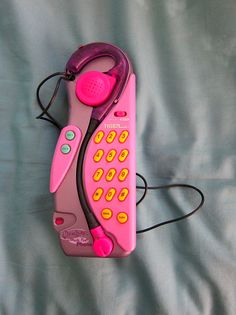 Omg!! Totally had this back in the day...lol..that damn headset NEVER stayed on my ear!! Hahah...