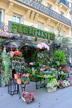 Sweet floral shop