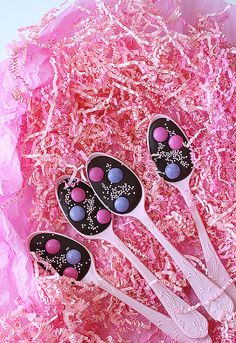 SandeeA шоколад ложки на кухни, с помощью Flickr