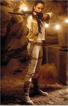 tomb raider lara croft angelina jolie - Pesquisa Google