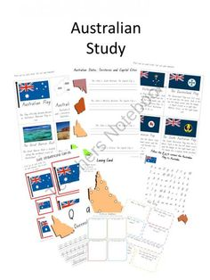 Australian Mega Pack product from A-Moment-In-Our-World on TeachersNotebook.com