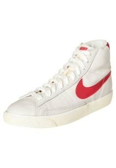 Nike Sportswear - BLAZER - High-top trainers - white