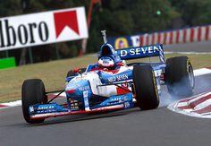 Benetton Renault B197 - # Jean Alesi GP Argentina 1997