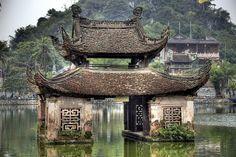 Meister Pagode (Chua Thay), Vietnam | Flickr - Fotosharing!