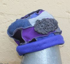 Beanie  Winter Hat  Patchwork Beanie  Winter hat  by KennaInAfrica