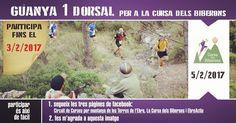 Pots guanyar un dorsal per a qualsevol de les modalitats de @cursadelsbiberons de Pinell de Brai. ----------------------------------Per a participar només has de fera aquesta imatge i seguir les les pàgines de facebook de La Cursa dels Biberons el Circuit de Curses per muntanya de les Terres de l'Ebre i EbreActiu. Tens de temps fins 3/2/2017 ------------------------------------ #cursespermuntanya #pinelldebrai #cursadelsbiberons2017 #terraalta #terresdelebre #cota705AE #ebreactiu…