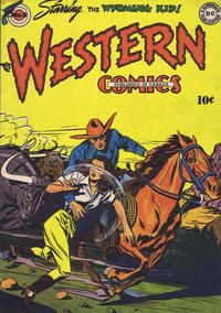 Wyoming Kid does this sort of thing four times a day before lunch. Vintage Comic Books, Vintage Comics, Comic Boards, Western Comics, Roy Rogers, Pulp Magazine, Amazing Cosplay, Fantastic Art, Comic Book Covers