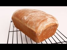 Homemade Sandwich Bread - Laura Vitale - Laura in the Kitchen Episode 655