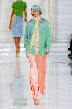 Ralph Lauren at New York Spring 2012