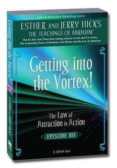 Getting into the Vortex.  Finding your passion for joy and living. Being in the vortex and not over there....