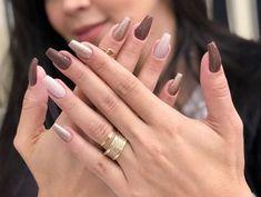 How to choose your fake nails? - My Nails Black Acrylic Nails, Nude Nails, Pink Nails, Perfect Nails, Gorgeous Nails, Pretty Nails, Joy Nails, Beauty Nails, Uñas Color Cafe
