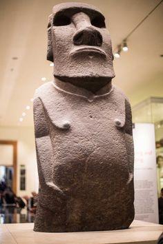 Easter Islanders Ask British Museum to Return Sacred Statue, Offering Replica in Return
