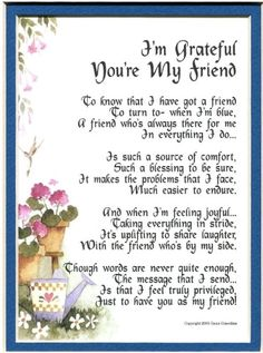 46 Best Ideas For Birthday Quotes For Best Friend Poems Friendship Special Friend Quotes, Best Friend Poems, Best Friend Cards, Cards For Friends, Real Friends, Friend Sayings, Special Friends, My Friend, Card Sayings