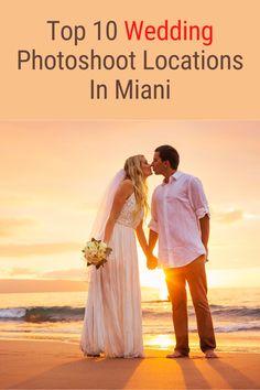 Best where to take wedding pictures in Miami, FL · Wynwood Studio · Vizcaya Museum & Gardens · Fairchild Tropical Botanic Garden, Miami beach, Downtown Miami Wedding Photographer, Wedding Photoshoot, Miami Beach, Professional Photographer, Botanical Gardens, Wedding Pictures, Family Portraits, Tropical, Museum