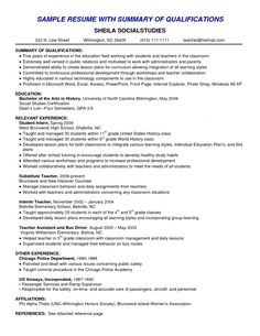 skills and abilities examples for resume