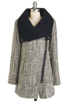 Cosmopolitan Charm Coat | Mod Retro Vintage Coats | ModCloth.com
