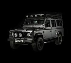 Do you remember the old Land Rover Defender. One of the toughest vehicles to roll off any production line. West Coast Defender has just as much passion for these tough machines Land Rover Defender 110, Landrover Defender, Defender 90, Tata Motors, Jeep Willys, Royce, Jaguar, M Bmw, Land Rover Models
