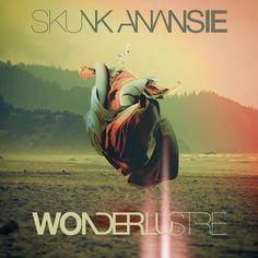 """L'album degli #SkunkAnansie intitolato """"Wonderlustre""""."""