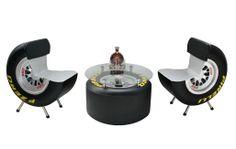 Tire chair Pirelli