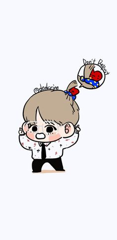 Tae and Tata band Bts Chibi, Leprechaun, Bleach Couples, Fandom Kpop, Fanart, Cartoon Fan, Kpop Drawings, Bts Fans, V Taehyung