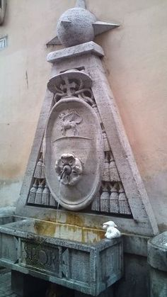 Italy fountain