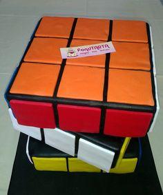 Cubo rubik movil
