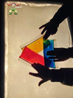 """Súper PT: """"Caja de Luz DIY"""""""